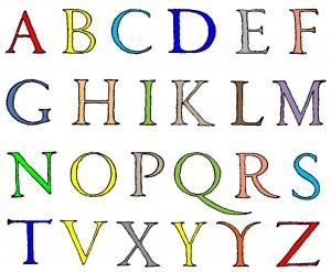 disegno-lettere-alfabeto-colorato